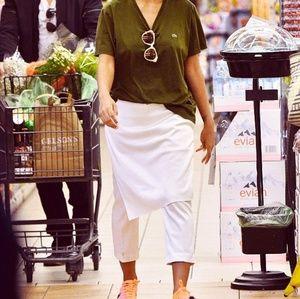 Phillips silk pants